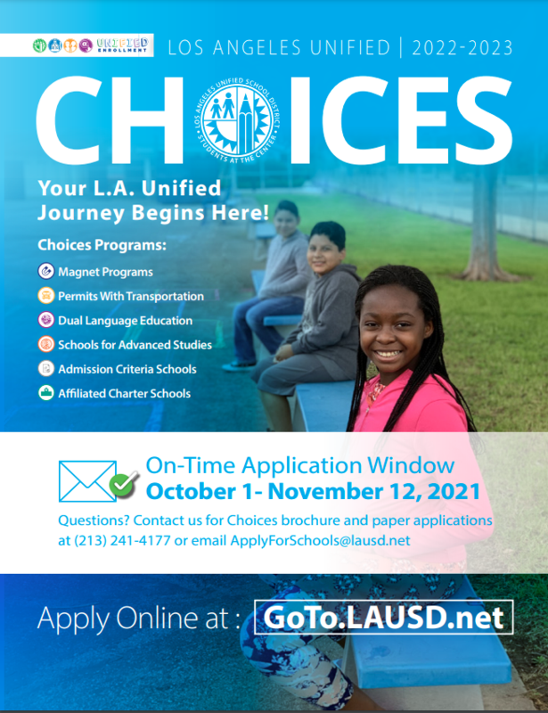 Unified Enrollment October 1st-November 12th Featured Photo