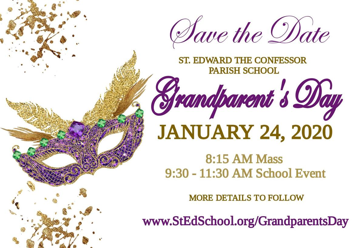 Grandparent's Day Invite