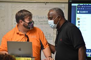 Virtual Reality Classroom Software