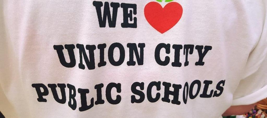 we love union city public schools
