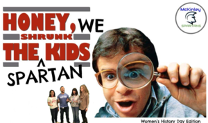 Honey we shrunk the spartan kids movie picture