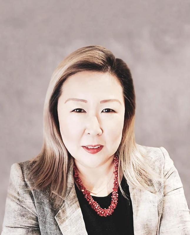 Sue Ha HWIS' Head of School