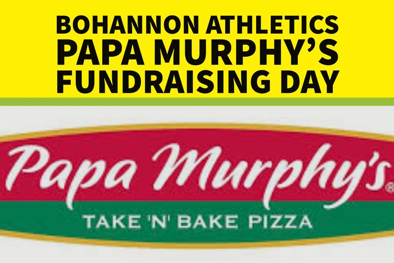 Bohannon Athletics - Papa Murphy's Fundraising Day Featured Photo