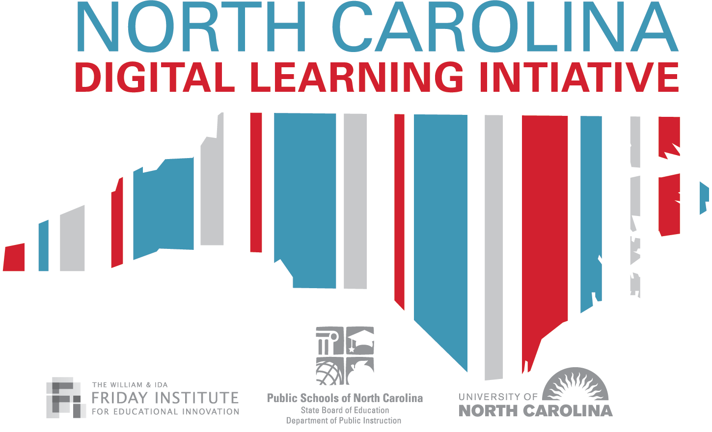 NC Digital Learning Initiative Logo