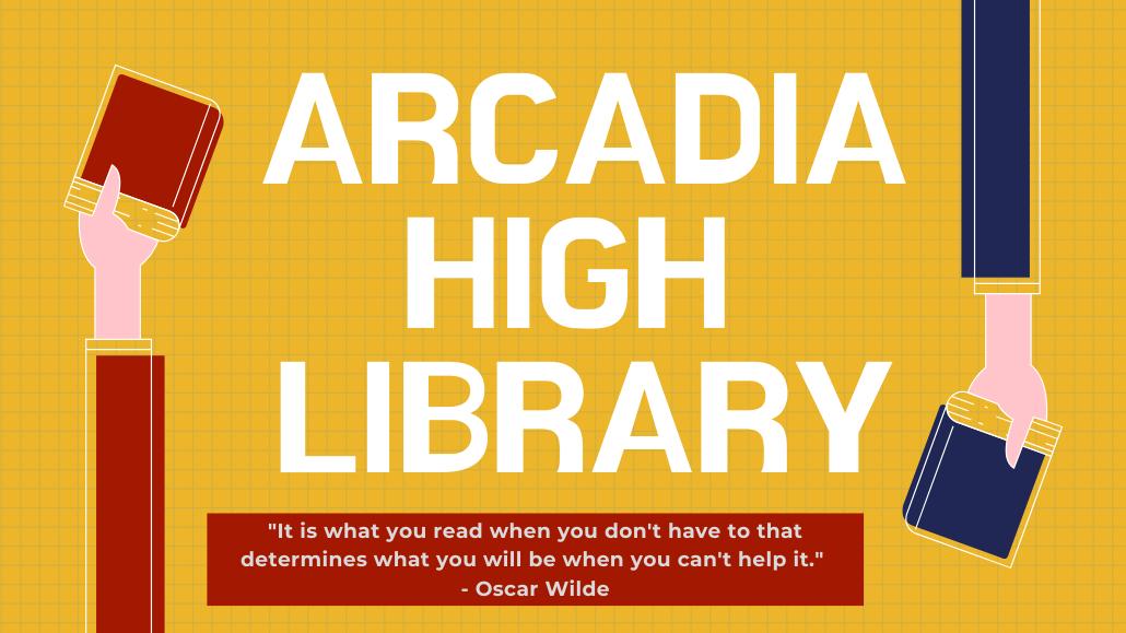 Arcadia High Library
