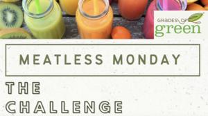 Meatless Mondays Challenge