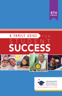 A Family Guide For Student Success - 8th