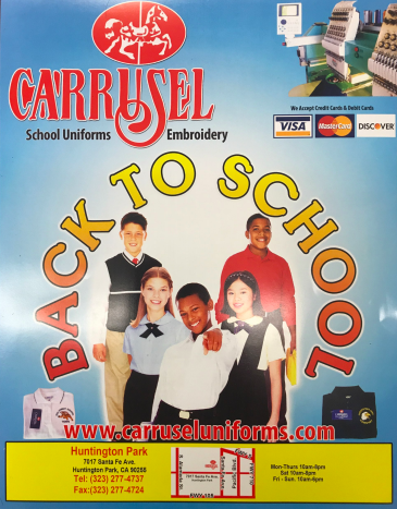 School Uniform Available for purchase Thumbnail Image