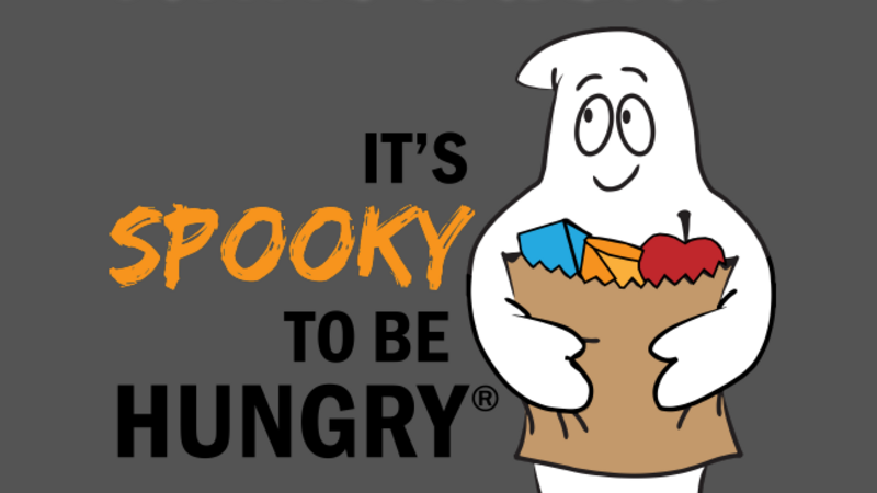 Spooky to be Hungry