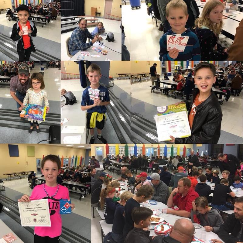 Pictures from Pizza Night from 2017-2018 school year.