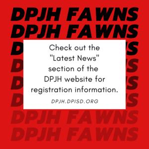 DPJH Registration
