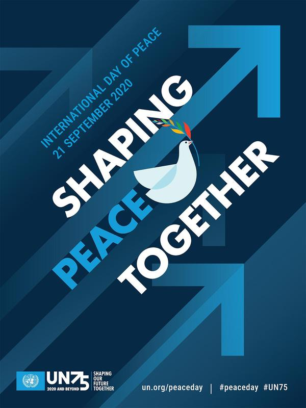 Celebrating International Day of Peace Featured Photo