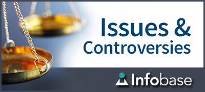 Issues & Controversies website