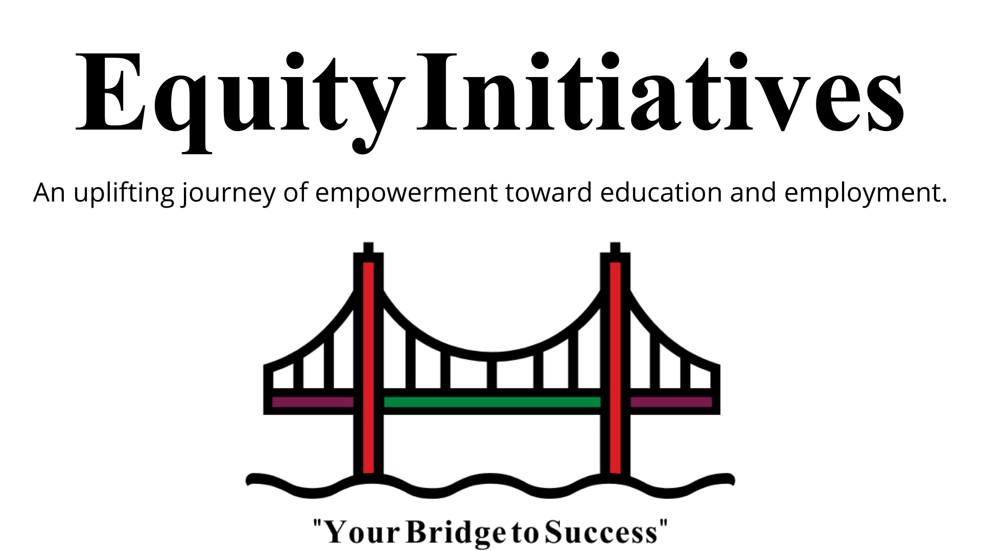 Equity Initiatives Cover