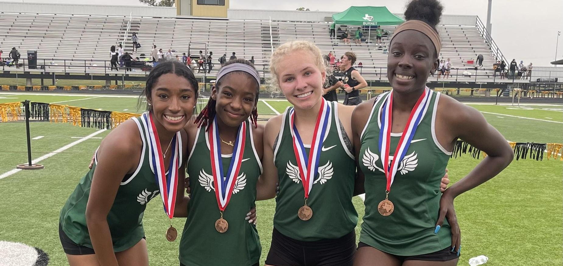 Girls Track Regional Qualifiers 2021