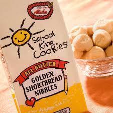 School Kine Cookies Bag with Cookies