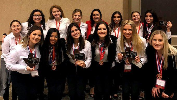 fccla students compete at state level