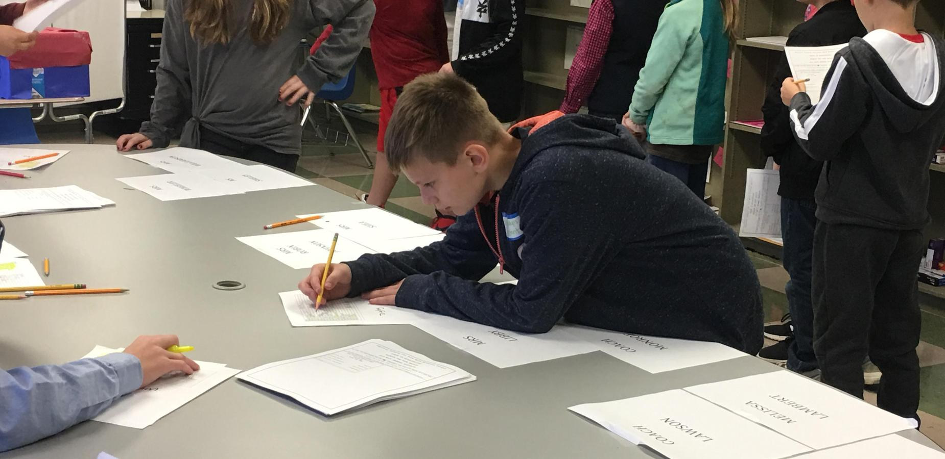 Burnsville Students participate in