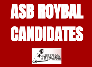 ASB Candidates