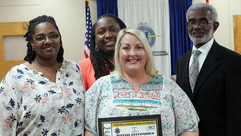 2018-2019 District School Board Recognitions