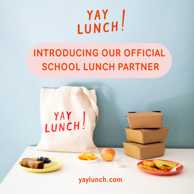 Yay Lunch! Featured Photo
