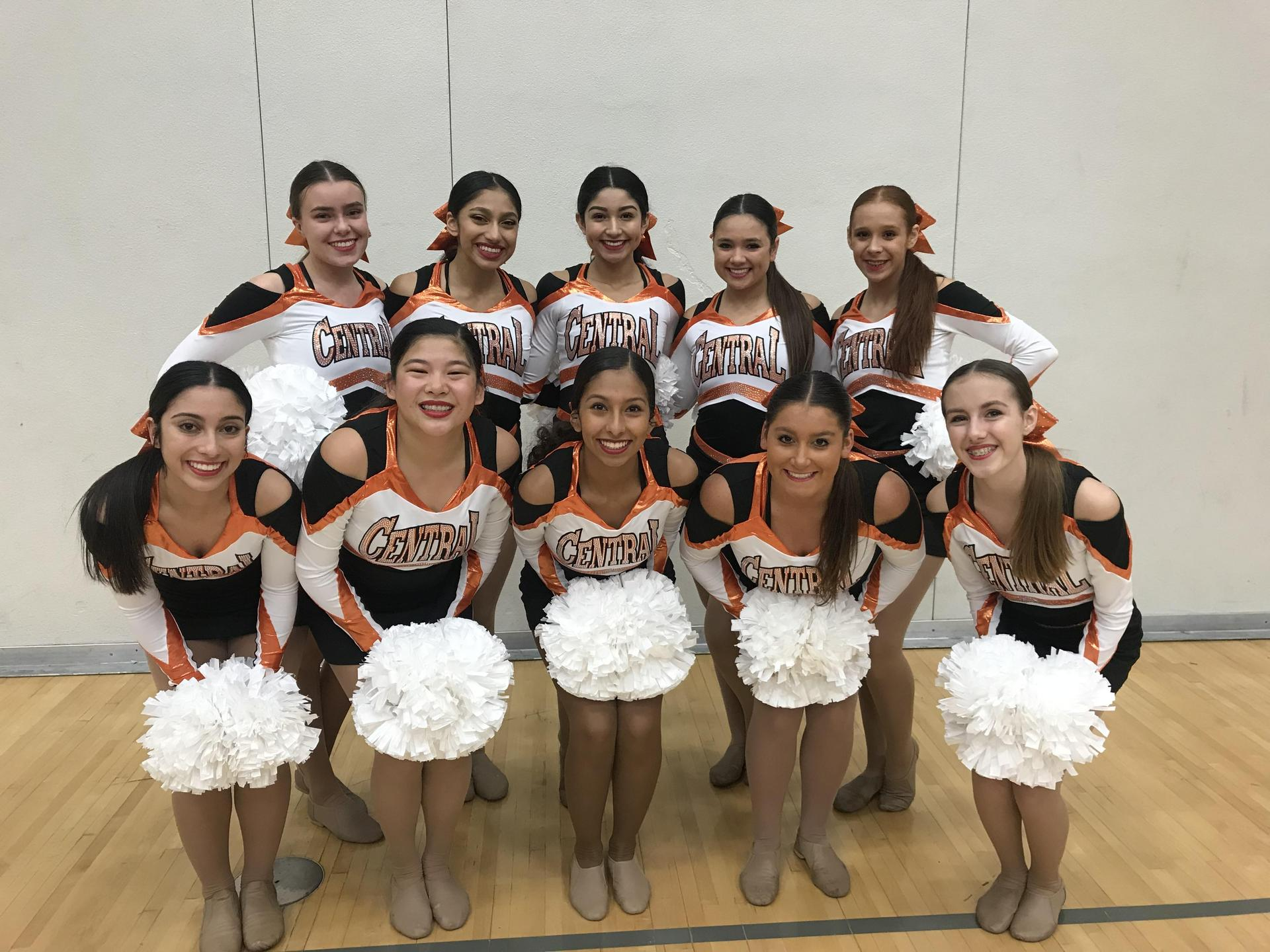 Varsity Competition Pep