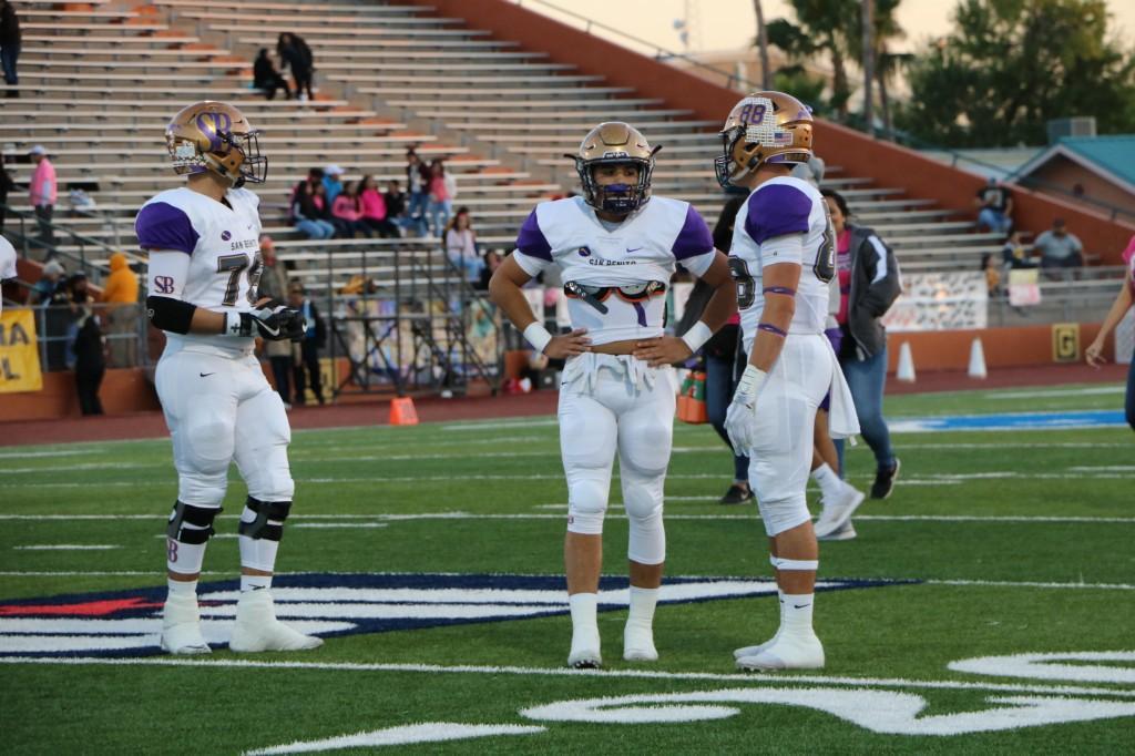 Greyhounds vs Hanna Eagles 10/28/17