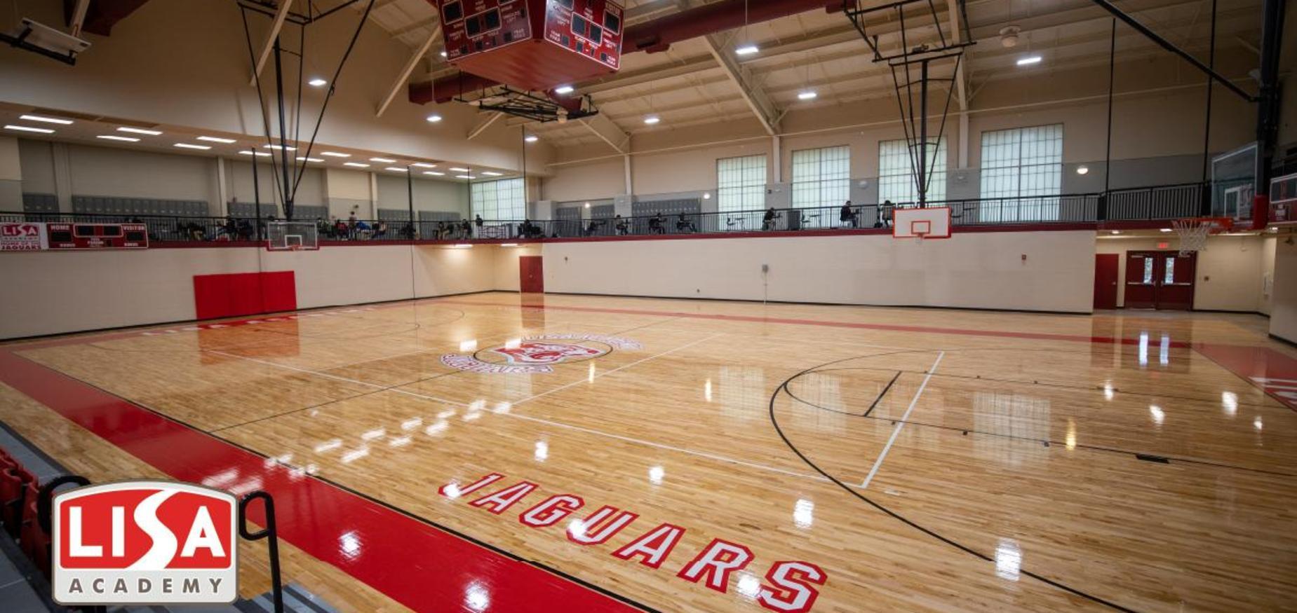 High School gym photo