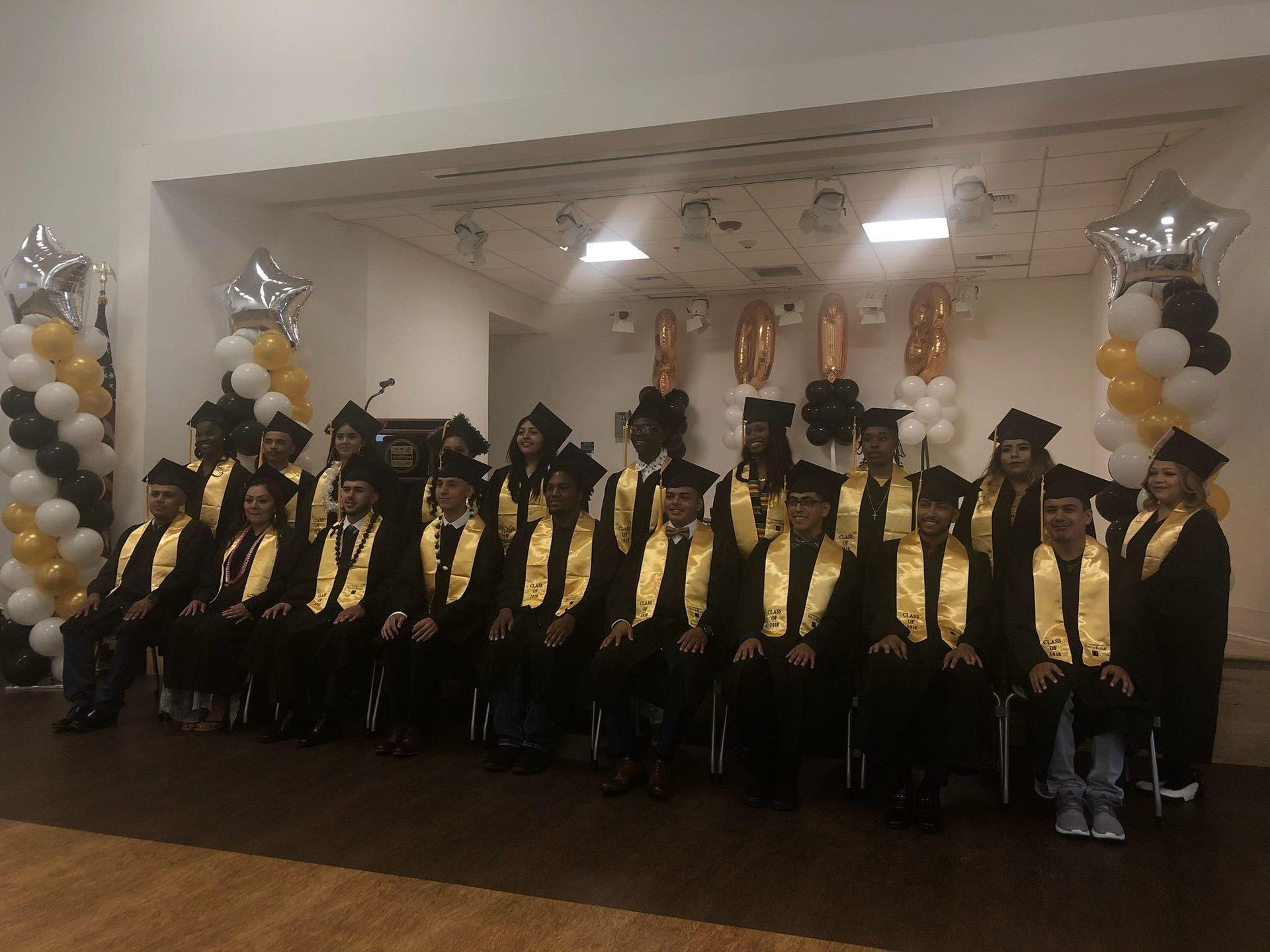 Compton Class of 2018