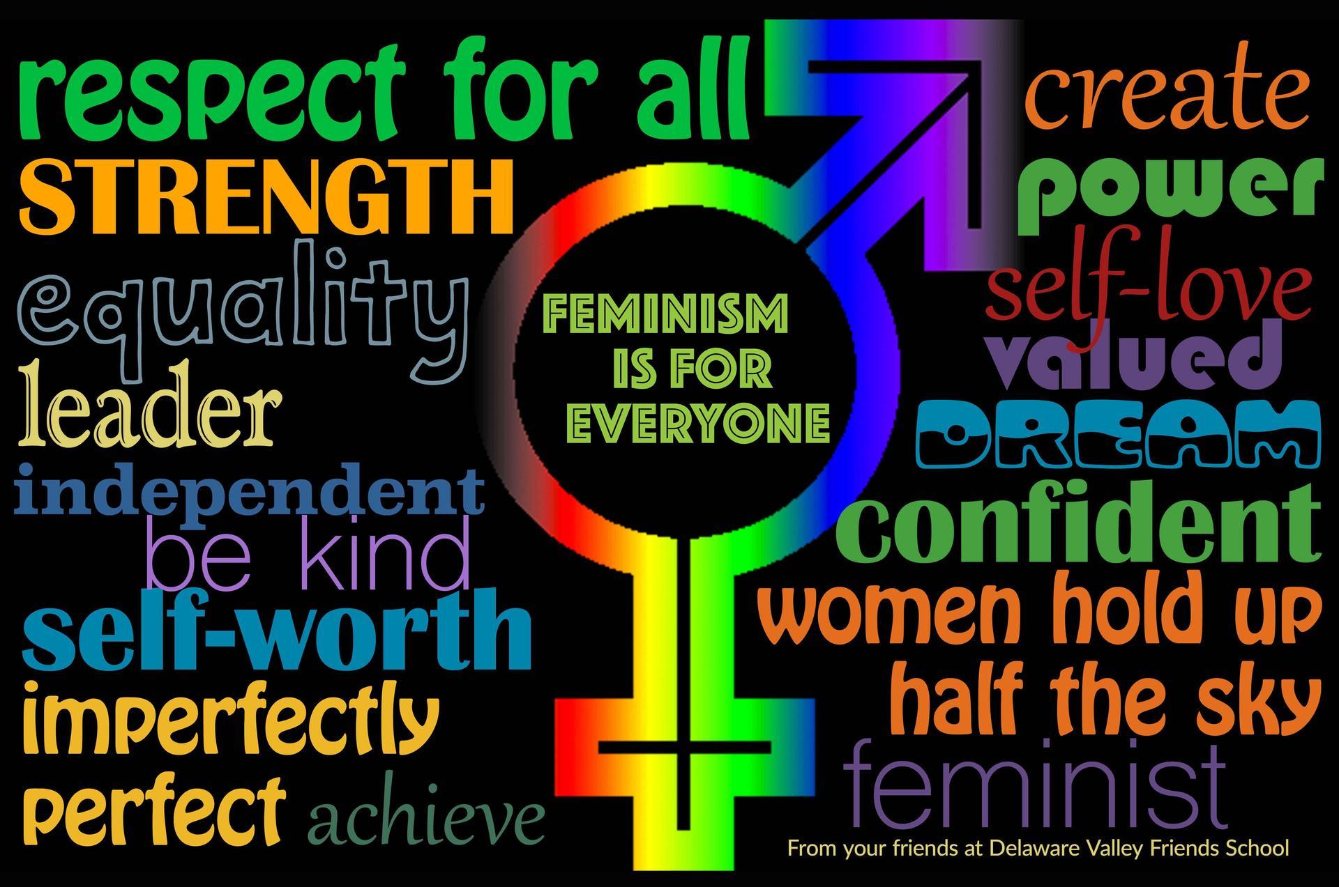 Feminism Committee t-shirt