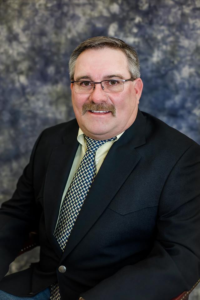 Merrill Harp, School Board Vice President