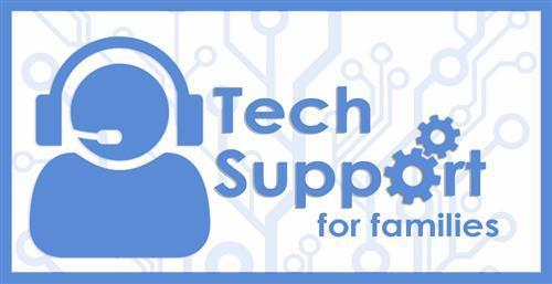 Have Tech Questions or Need Help? Contact the FRCS Family Tech Support Featured Photo