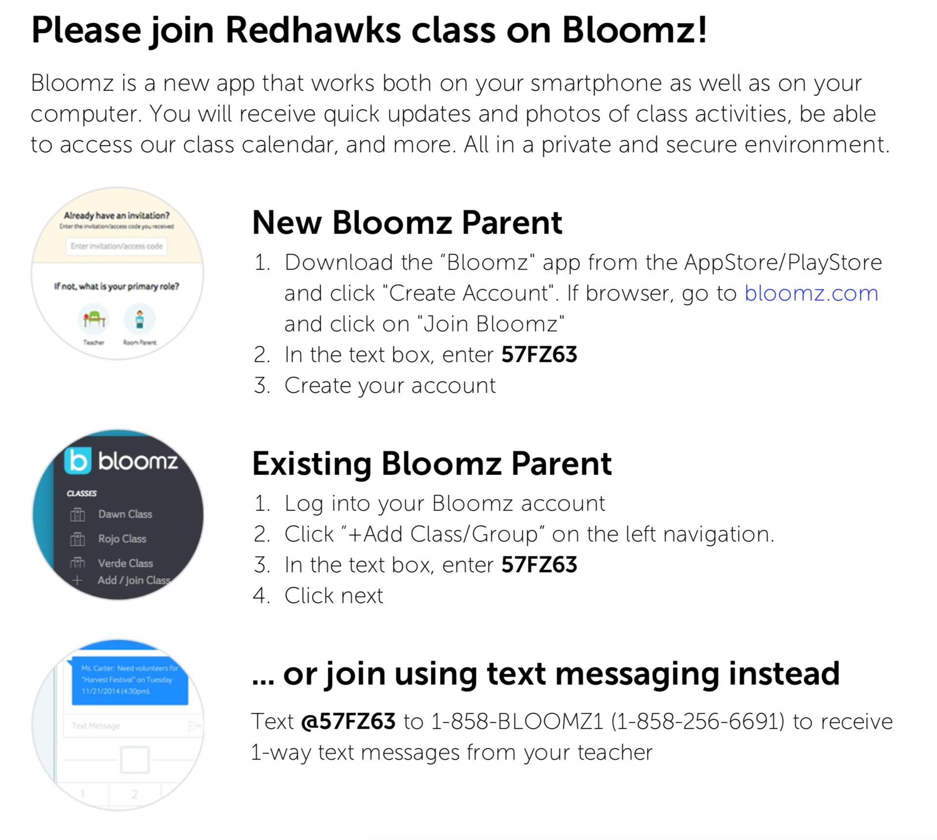 Bloomz Communication