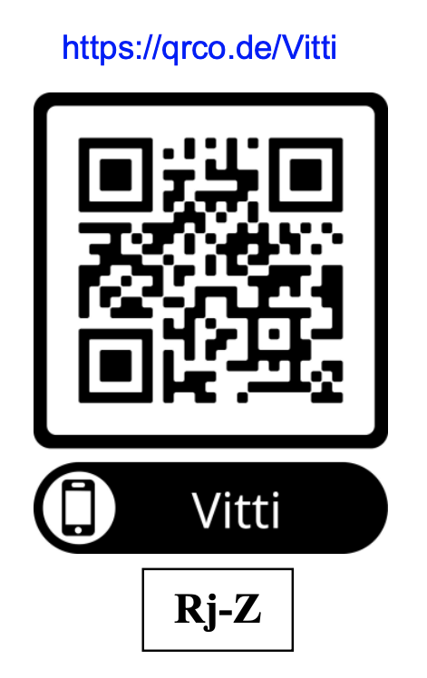 Vitti QR Code