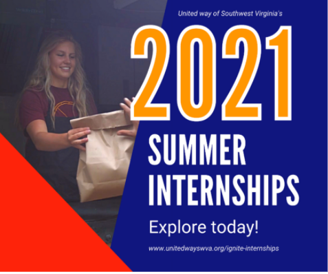 United Way Summer Internships Featured Photo