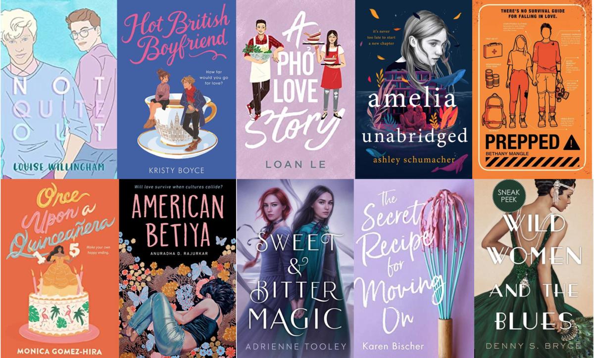10 Debut YA Novels Feb Mar 2021