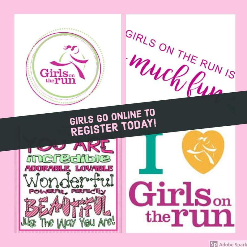 Girls On the Run-Spring Registration is Open Featured Photo