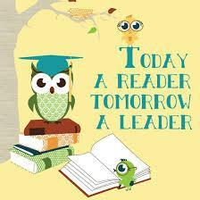 Tomorrow a leader.