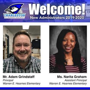 New 2019-2020 WEH Administrators