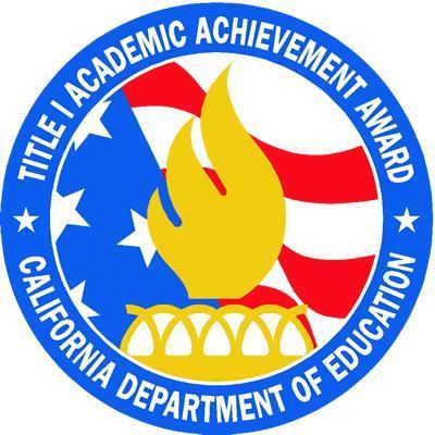 Title I Achievement Award
