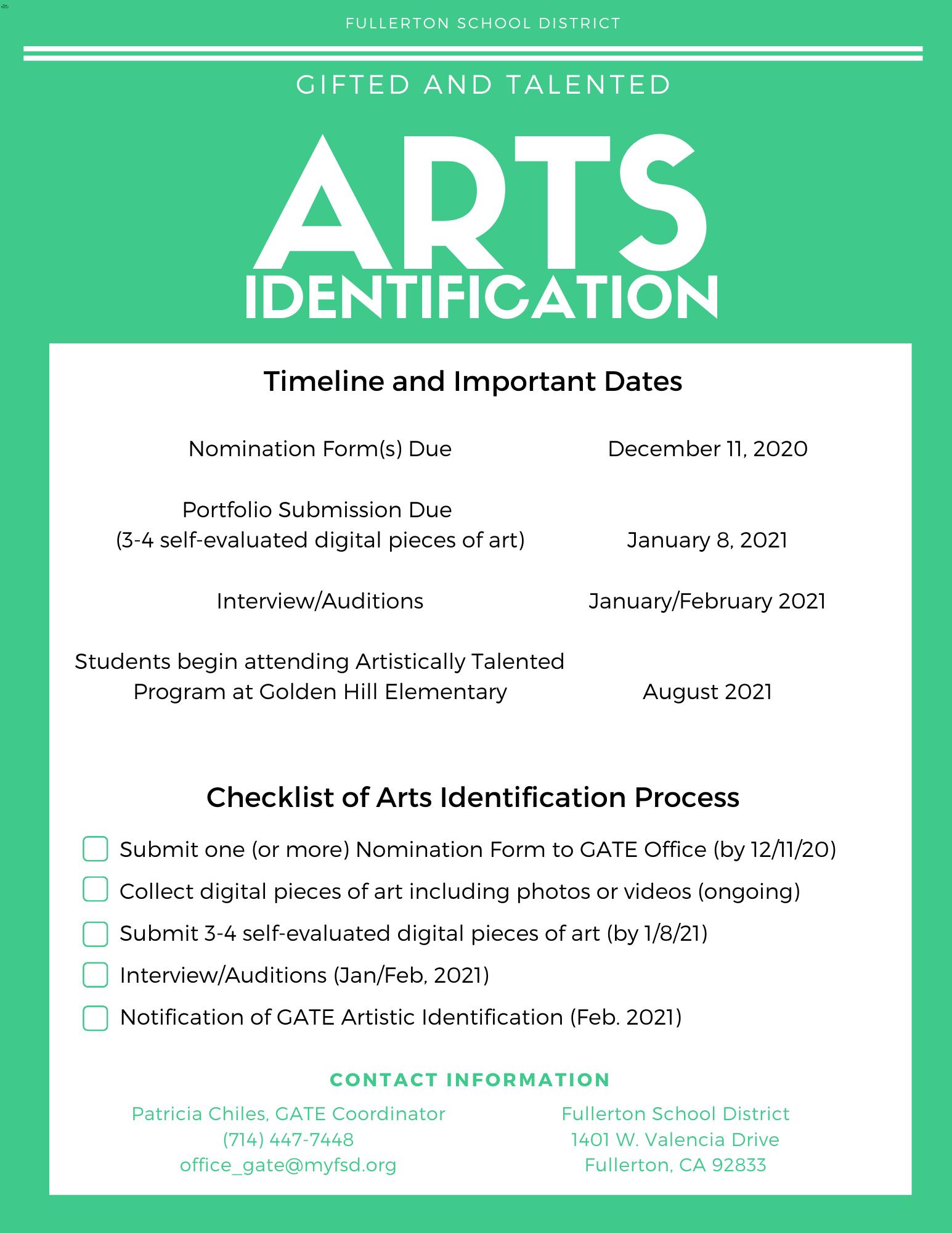 Arts ID English 2