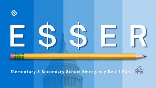 ESSER fund graphic