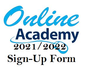 MVOA sign up form