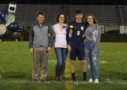 Pic of Eli Keller and Family