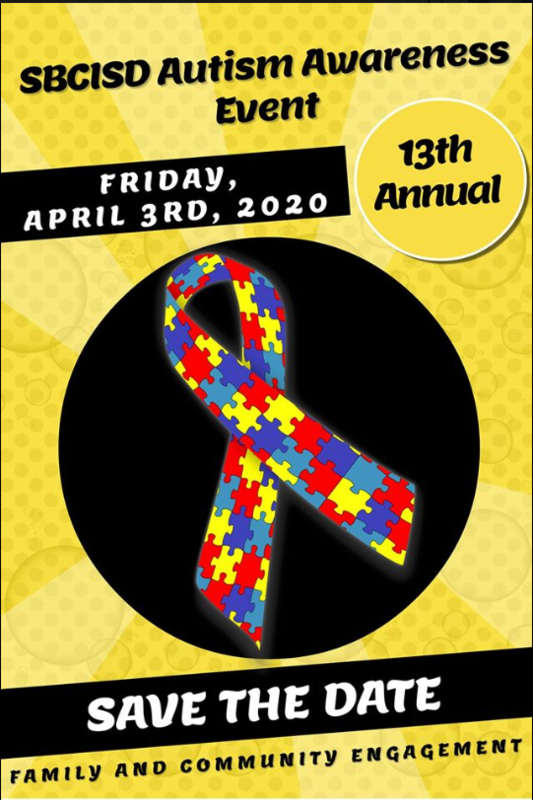 Autism Walk Flyer