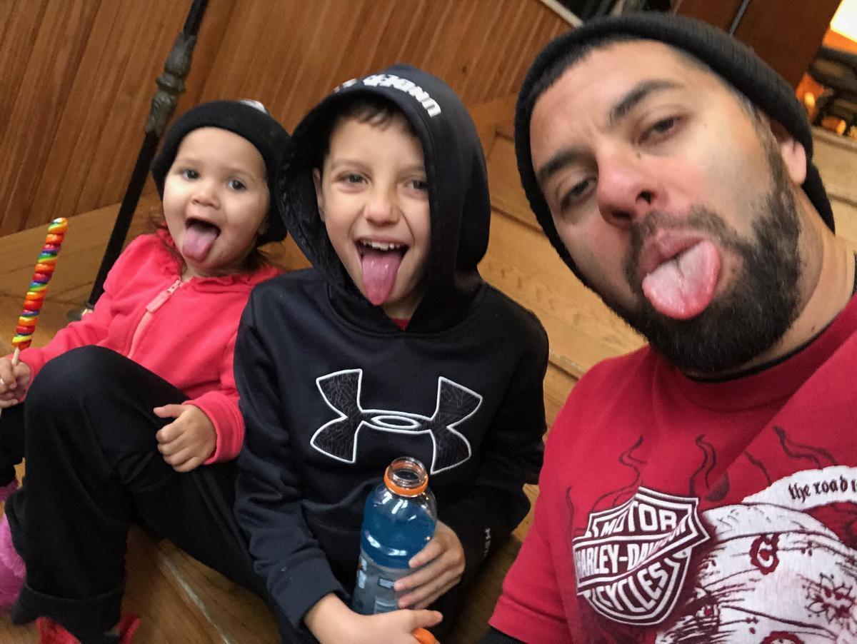 Mis Hijos!!