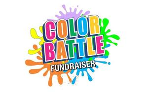 Color battle logo