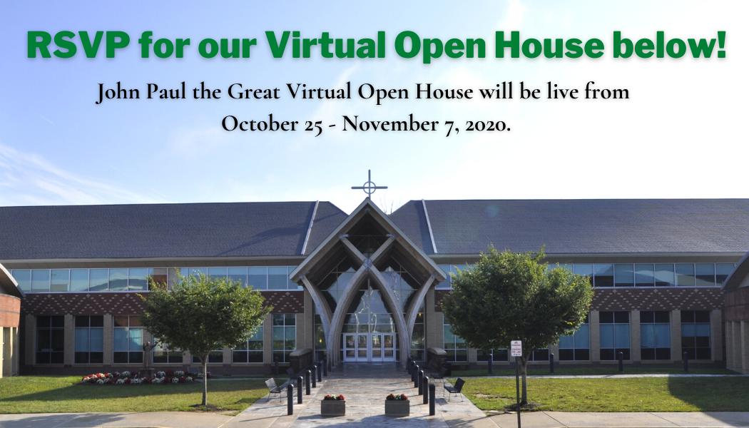 Open House RSVP