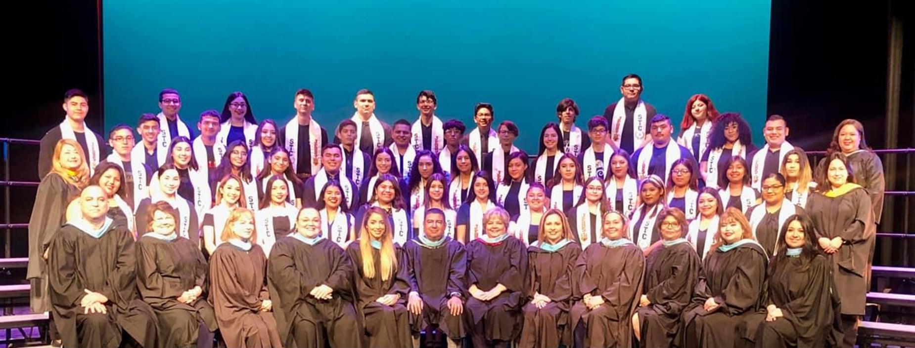 J. Economedes High School | STC/CTE Graduates