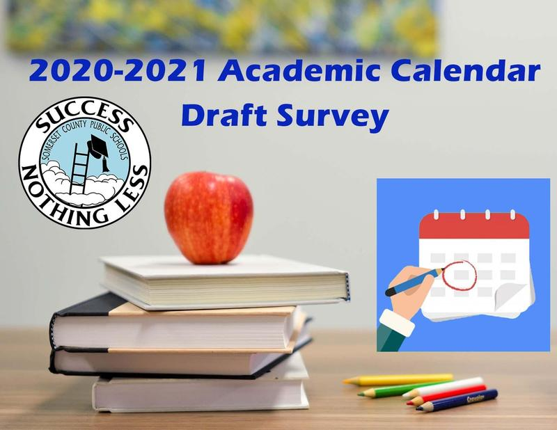 2020-2021 Academic Calendar Drafts and Survey Featured Photo